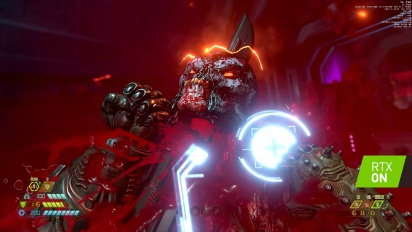 Doom Eternal - Official GeForce RTX 3080 Ti 4K Ray Tracing Gameplay