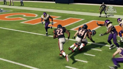 Madden NFL 13 - Top5 Goal Line Plays Trailer