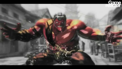 Super Street Fighter IV - Hakan Trailer