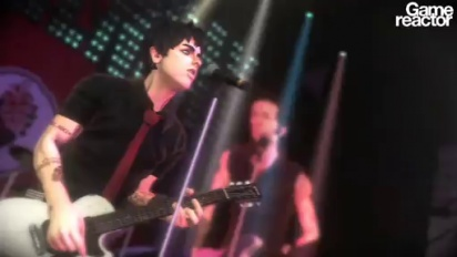 Green Day: Rock Band - Debut Trailer