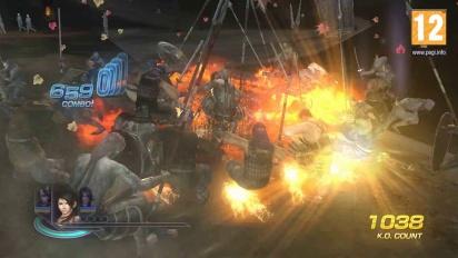 Warriors Orochi 3 Hyper - Wii U Launch Trailer