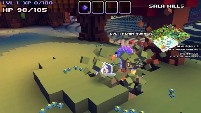 Cube World - First Quests Trailer