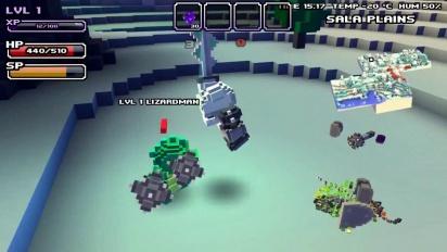 Cube World - Spirit System Trailer