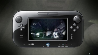Splinter Cell: Blacklist - The Wii U Gamepad Advantage Trailer