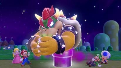 Super Mario 3D World - Gameplay Trailer