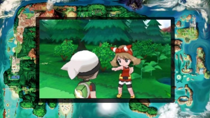 Pokémon Omega Ruby and Pokémon Alpha Sapphire - New Hoenn Adventure