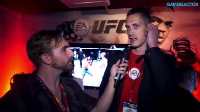 E3 2014: EA Sports UFC Jazz Brousseau Interview