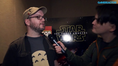 Lego Star Wars: The Force Awakens - Graham Goring Interview