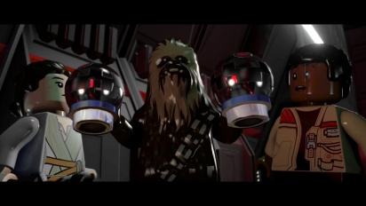 Lego Star Wars: The Force Awakens - Gameplay Trailer