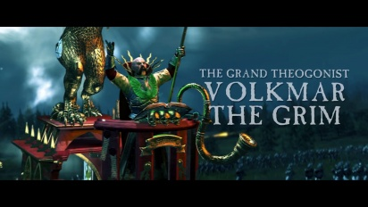 Total War: Warhammer - Grim & the Grave Official Trailer