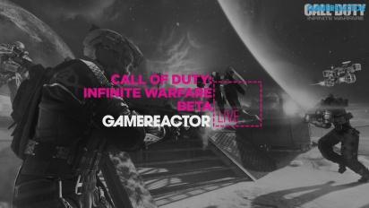 Call of Duty: Infinite Warfare Beta - Livestream