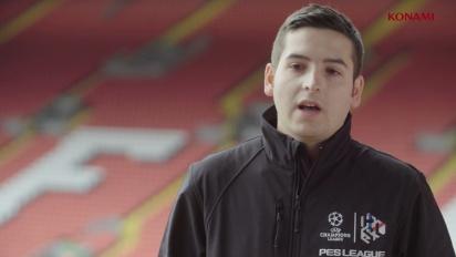 Pro Evolution Soccer 2017 - PES League Anfield: Alex Alguacil Konami Interview