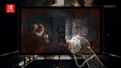 Resident Evil: Revelations 1 & 2 - Nintendo Switch Features Trailer