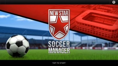 New Star Soccer Manager - Coming Soon