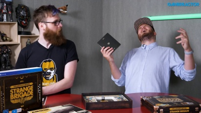 Strange Brigade - Collector's Edition Unboxing