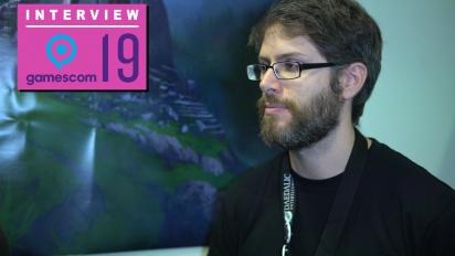 A Year of Rain - Christoph Carstensen Interview