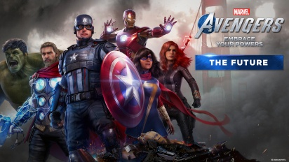 Marvel's Avengers - The Future (Sponsored)