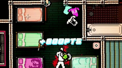 Hotline Miami - The Masks Trailer