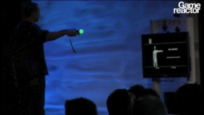 GDC 2010: Playstation Move - Gameplay Demos