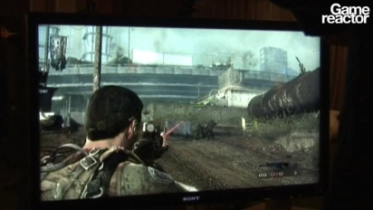 GDC 2010: Socom 4 Gameplay