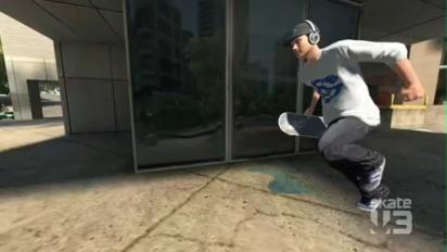 skate 3 - skate school Trailer