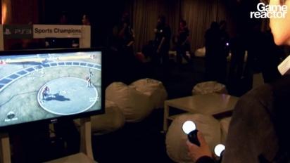 GDC 2010: Sports Champions - Gladiator gameplay