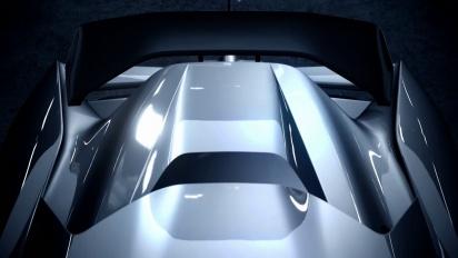 Gran Turismo 6 - Nissan Concept 2020 Vision Gran Turismo Teaser Trailer