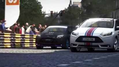 Grid: Autosport - Street Trailer