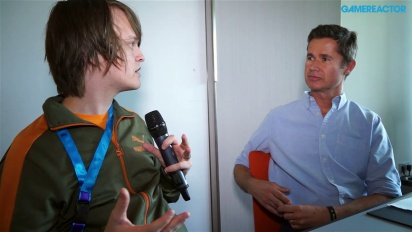 Sony Worldwide Studios - Michael Denny Interview