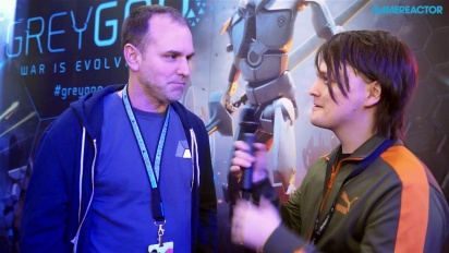 Grey Goo - Josh Maida Interview