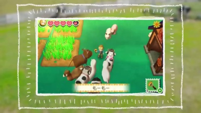 Story of Seasons (Japanese Trailer)