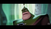 Ratchet Clank - Captain Qwark Story Trailer