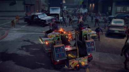 Dead Rising 4 - E3 Announce Trailer