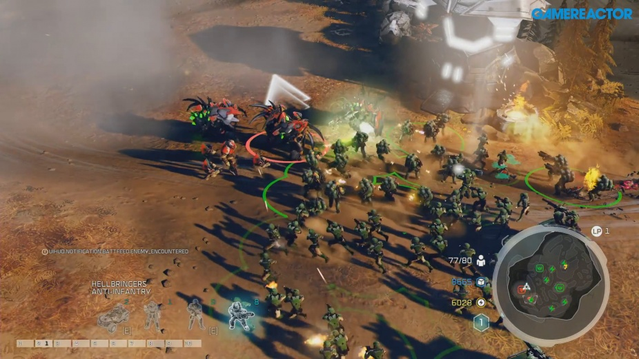 Halo Wars 2 Preview - Gamereactor