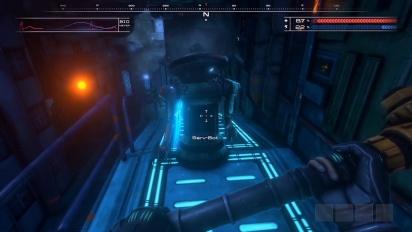 System Shock Remake - Pre-Alpha Steam Trailer