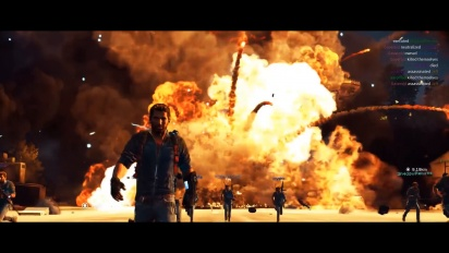 Just Cause 3 - Nanos Multiplayer Mod