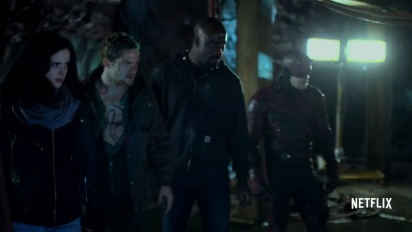 Marvel's The Defenders - Official Trailer #2