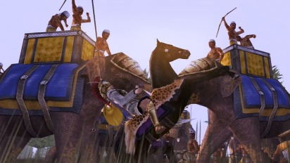 Rome: Total War - Alexander for iPad Trailer