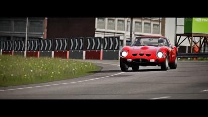 Assetto Corsa - Ferrari 70th Anniversary DLC Trailer