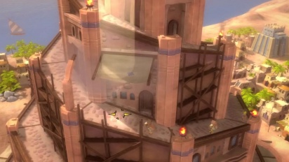 Babel Rising - Playstation Move Launch Trailer