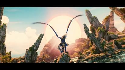 Panzer Dragoon: Remake - Nintendo Switch Trailer E3 2019