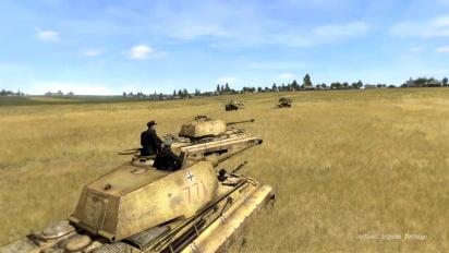 Iron Front: Liberation 1944 - Tanks Trailer