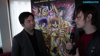 Saint Seiya: Brave Soldiers - Interview