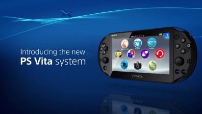 New PlayStation Vita - Announcement Video