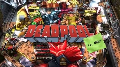 Deadpool - Pinball Trailer