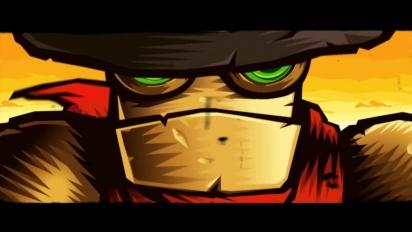 SteamWorld Dig - eShop Trailer