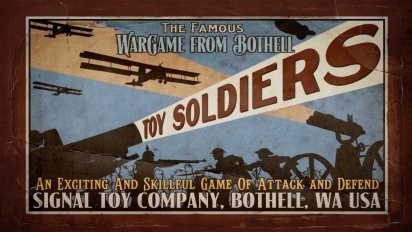 Toy Soldiers: War Chest - Signal Studios Part 1