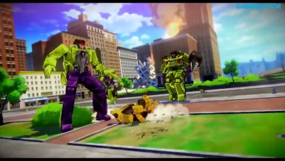 Transformers: Devastation - Producer & Game Director Interview