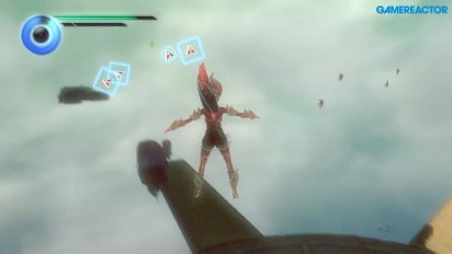 Gravity Rush 2: PS4 Gameplay