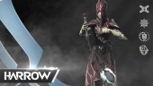 Warframe - Harrow Profile